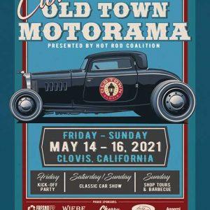 Clovis Old Town Motorama
