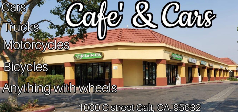 Galt Cafe & Cars