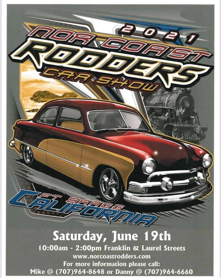 The 15th Annual Nor Coast Rodders Car Show