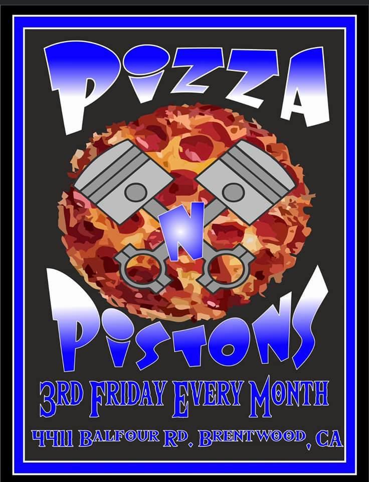 Pizza N Pistons