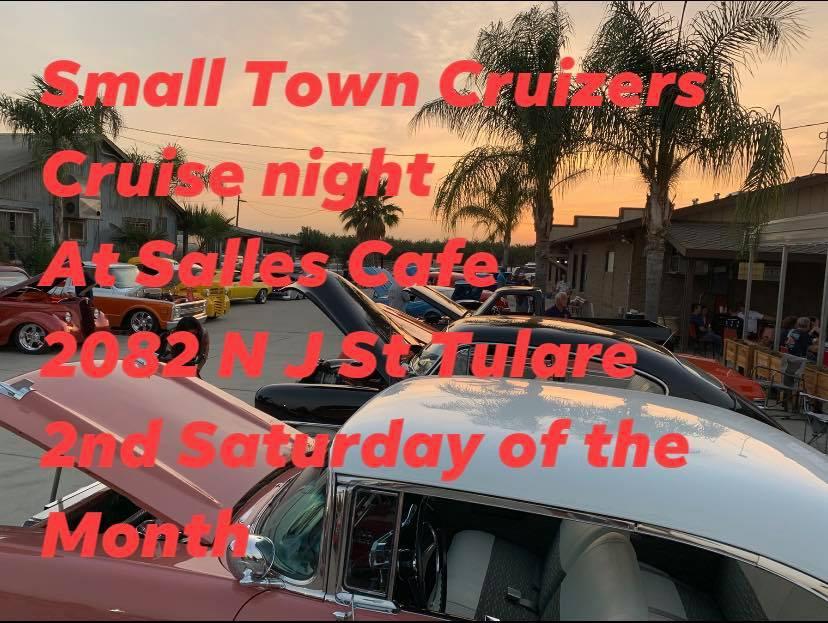 Small Town Cruisers Cruise Night