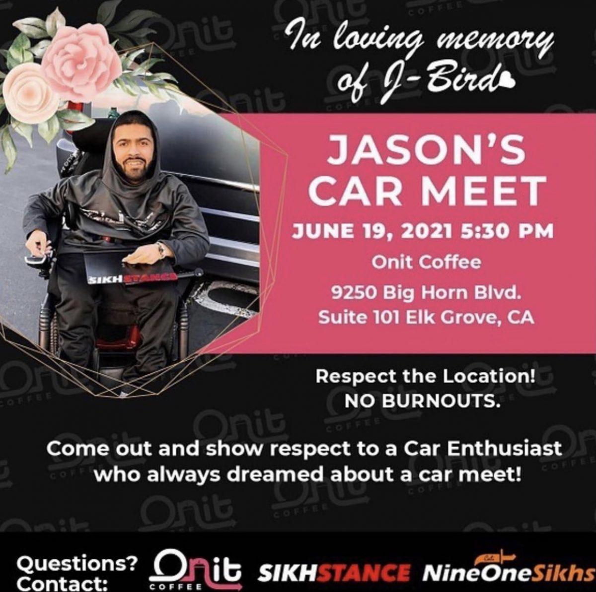 Jason's Car Meet