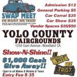 Sacramento Classic Car & Parts Swap Meet Fall 2021
