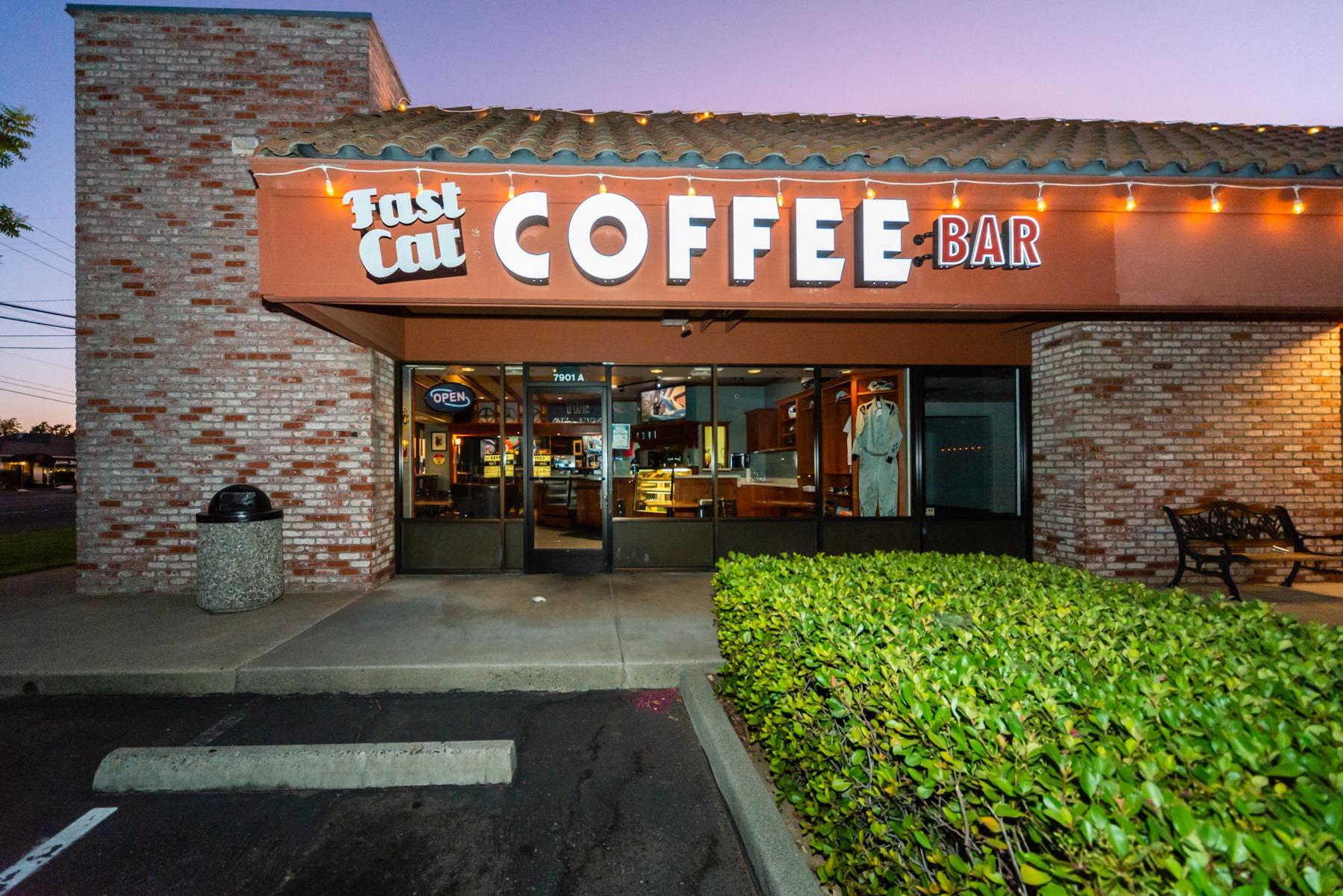 Fast Cat Coffee - Carmichael