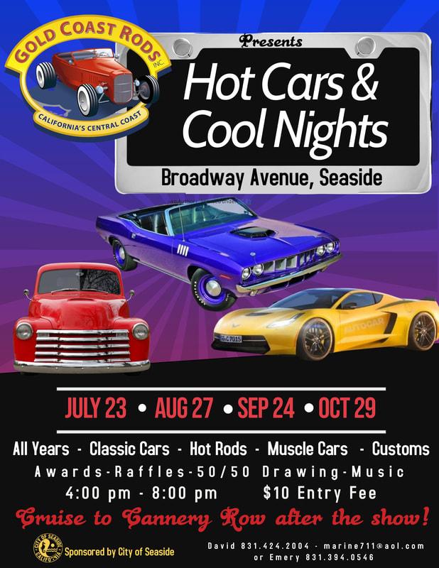 Hot Cars & Cool Nights