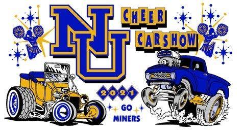 Nevada Union Cheer Car Show