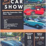 The 3rd Annual SAR Car Show