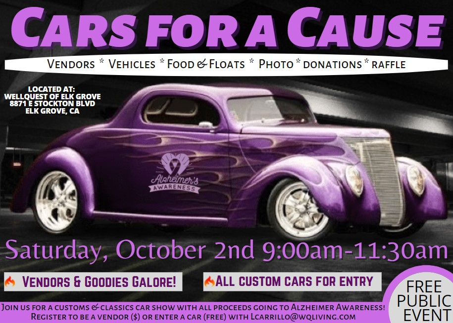 Cars for a Cause