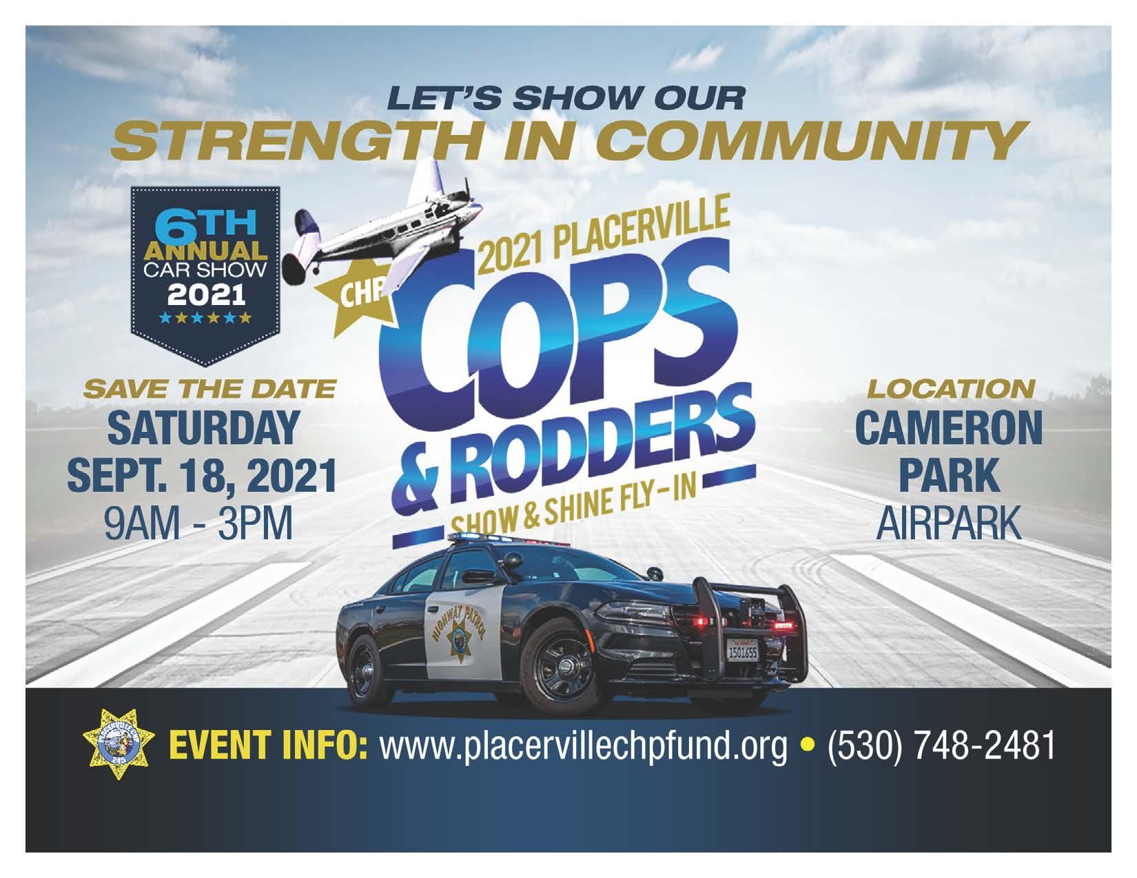 Cops & Rodders Show & Shine