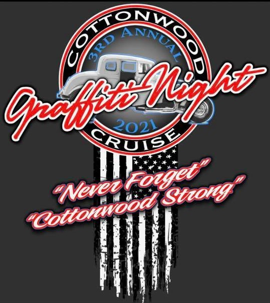Cottonwood Graffiti Night Cruise 2021