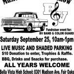 Music and Motors Car Show