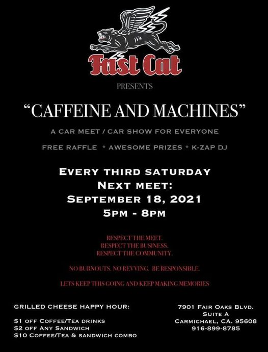 Caffeine and Machines