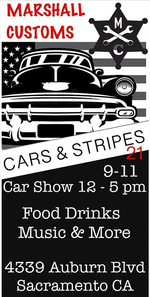 Cars and Stripes 21