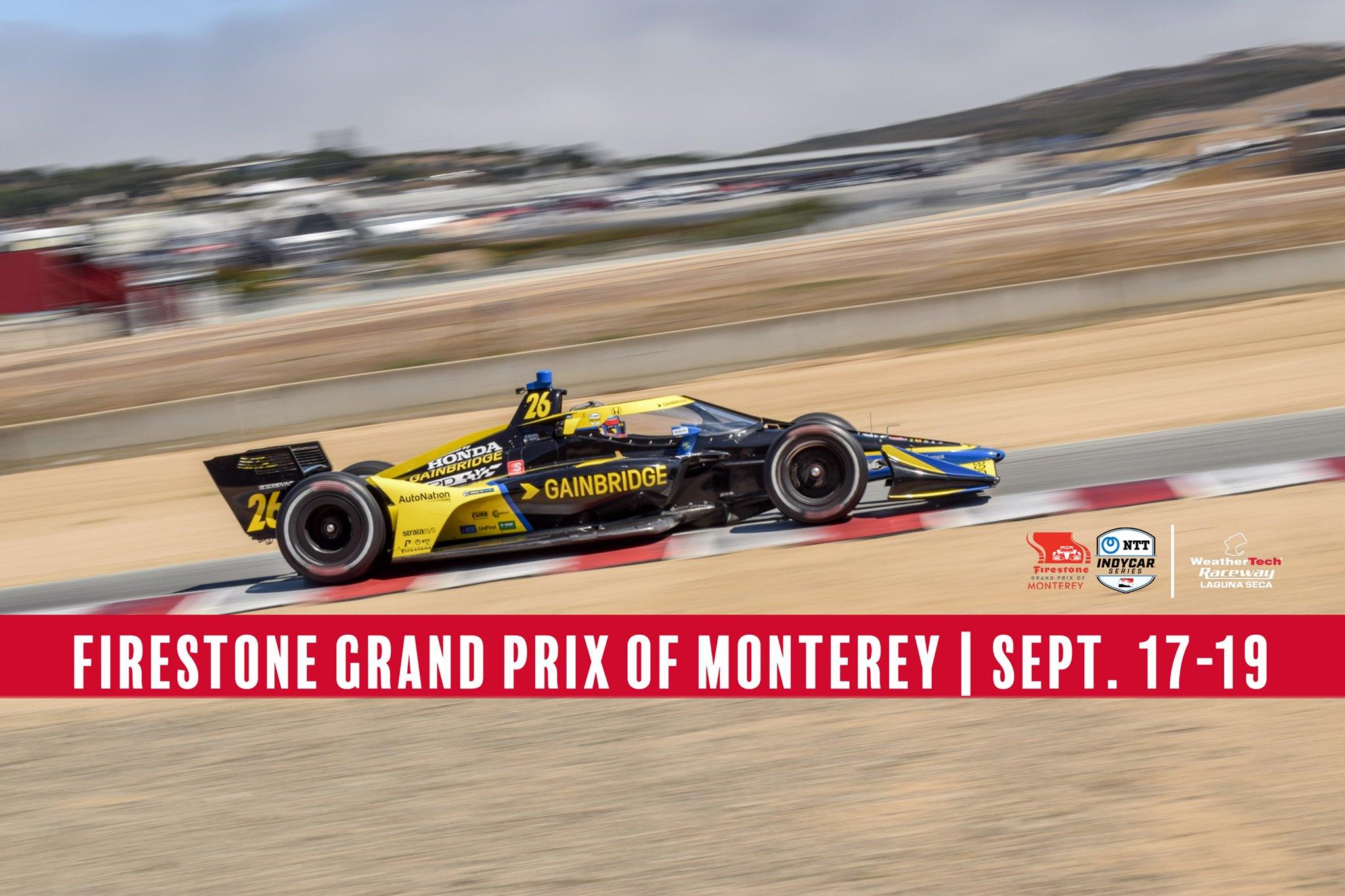 Firestone Grand Prix of Monterey