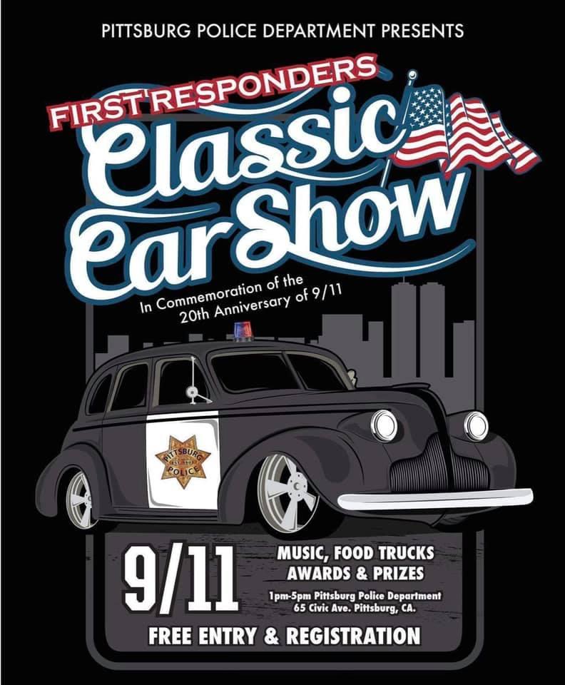 First Responder Car Show