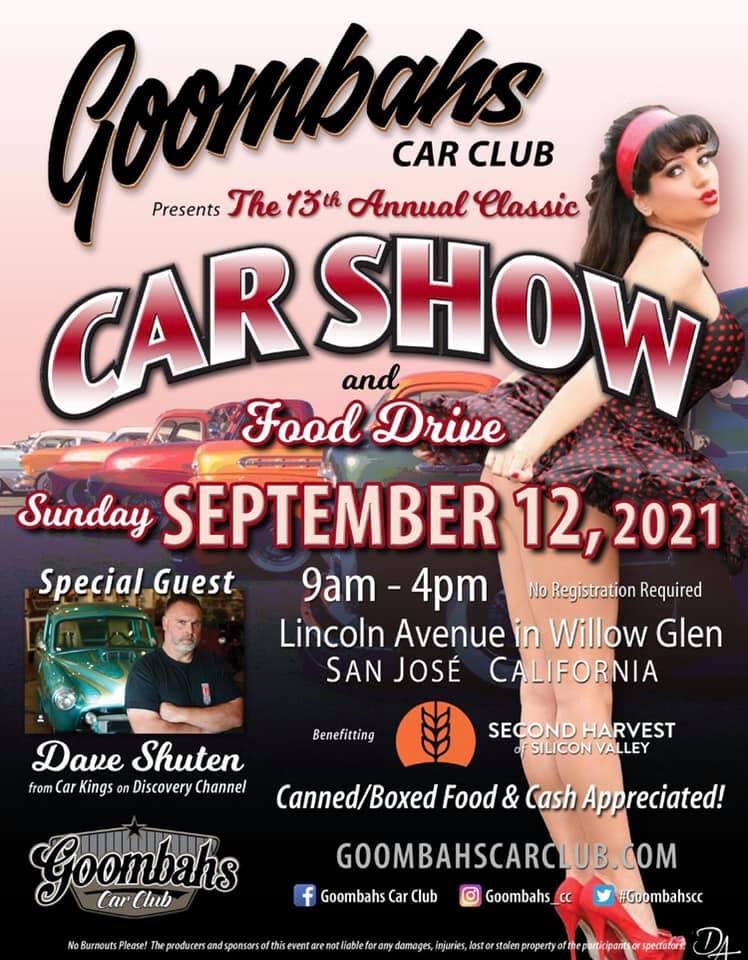 Goombahs Classic Car Show