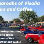 Pharoahs of Visalia Cars and Coffee
