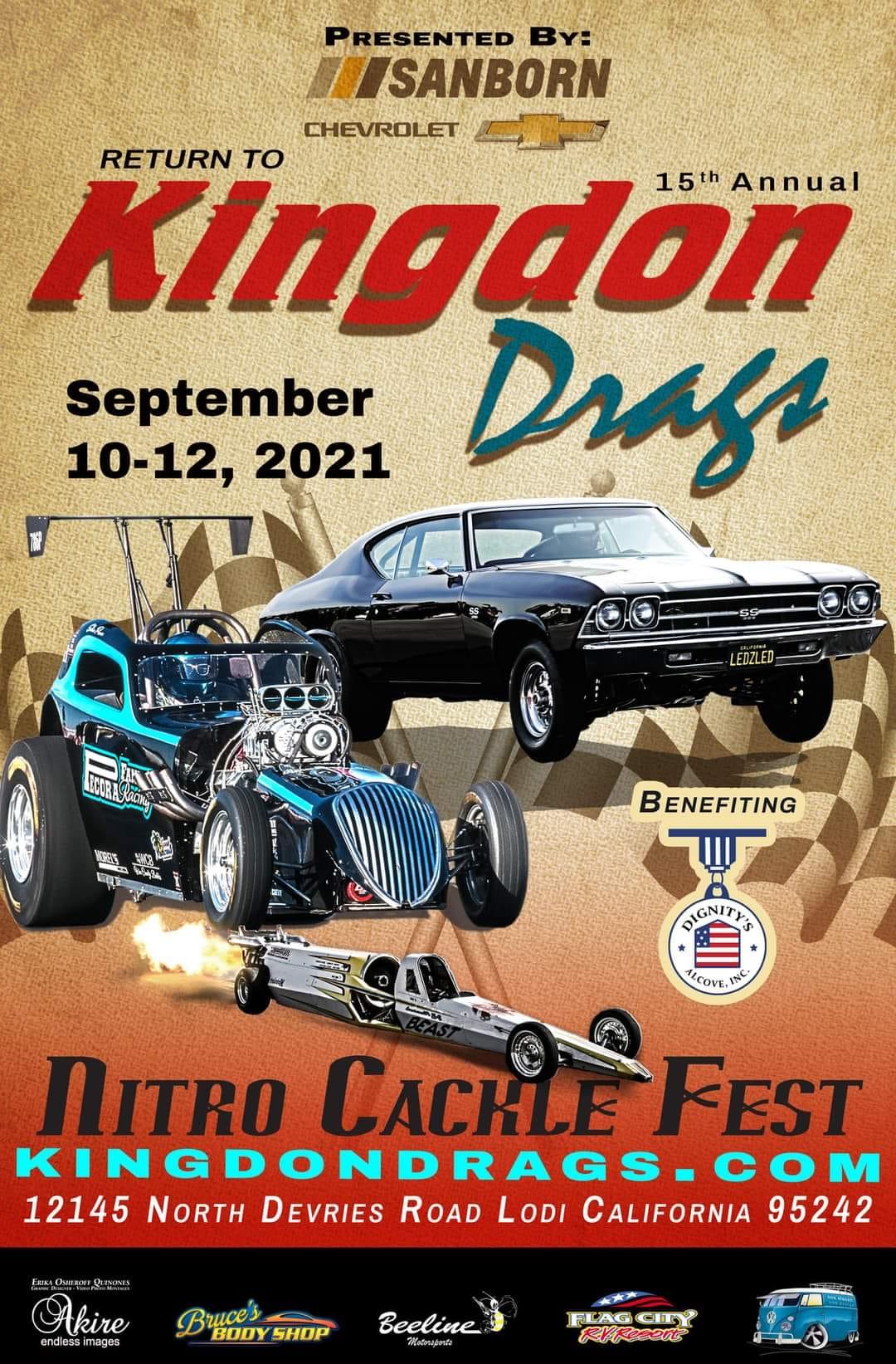 Return to Kingdon Drags