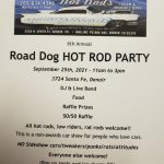 Road Dog Hot Rod Party