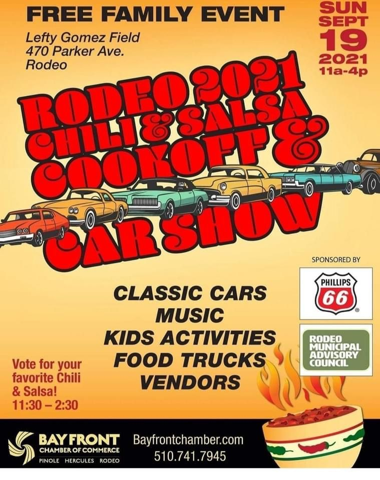 Rodeo Chili and Salsa Cookoff and Car Show