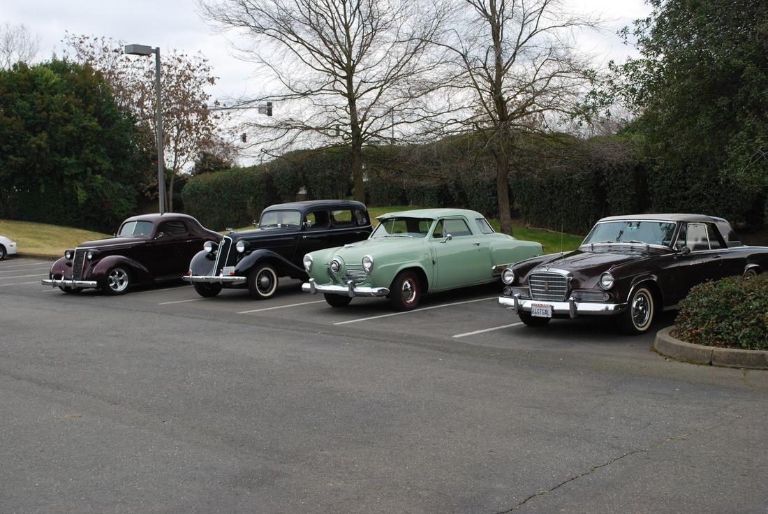 Third Saturday Car Show