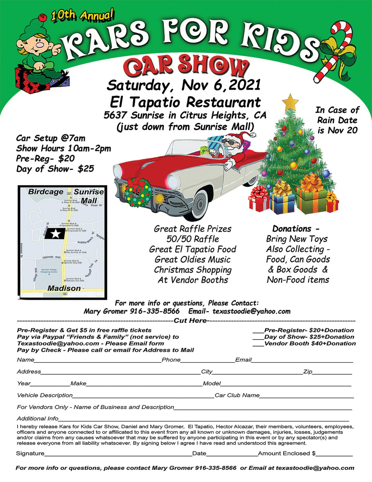 Kars for Kids Car Show